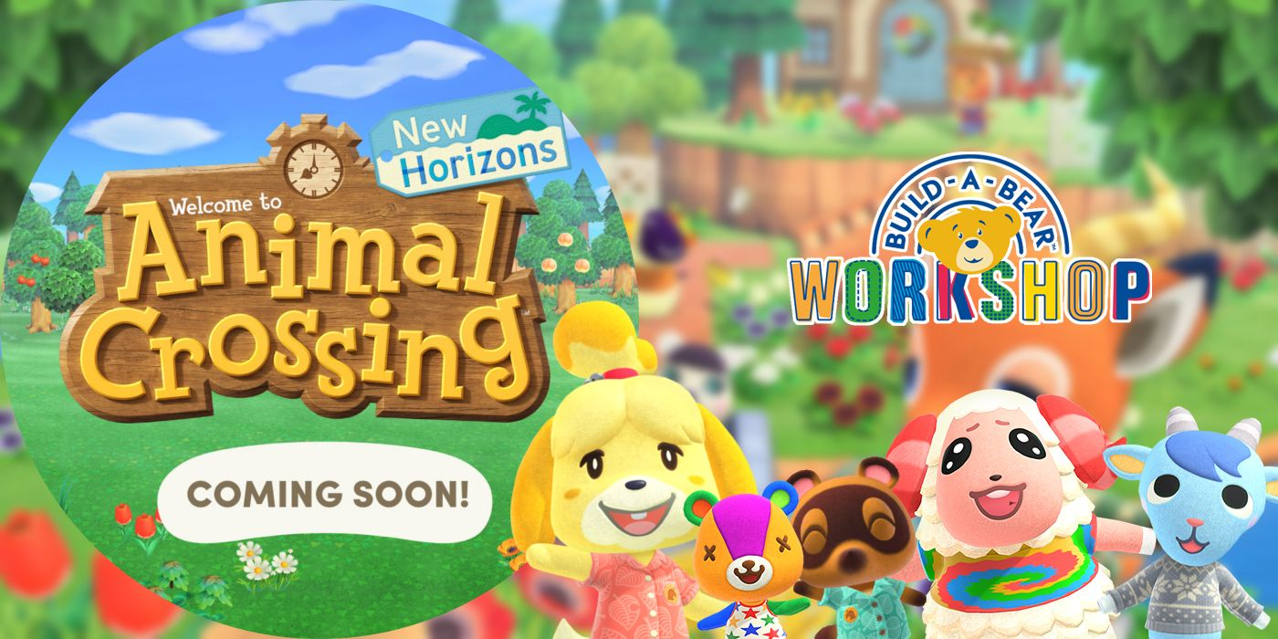 Everything You Need to Know About Getting the Animal Crossing: New Horizons Build-A-Bears