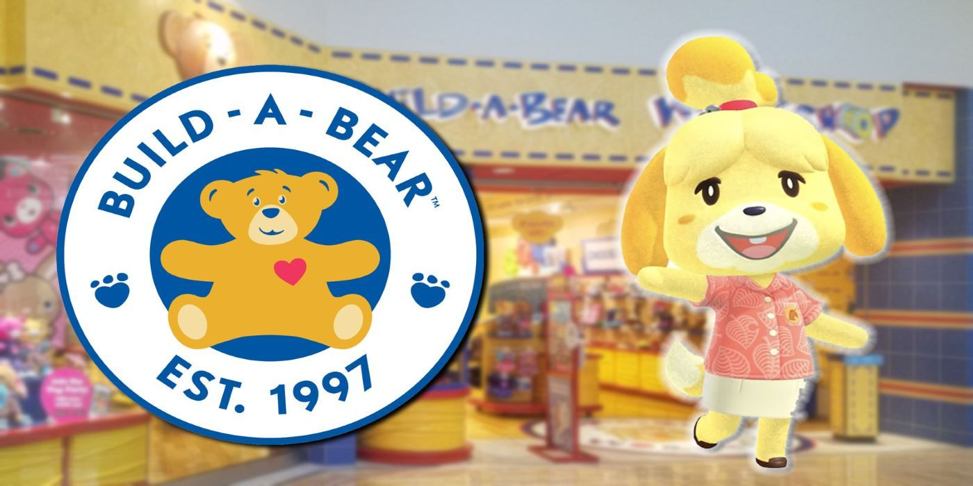 Animal Crossing: New Horizons Coming to Build-A-Bear This Week