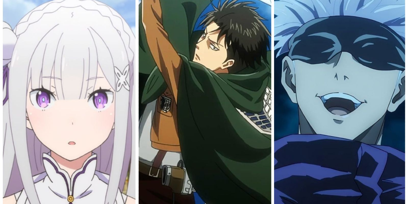 Winter 2021 10 Best Anime Characters Of The Season Ranked