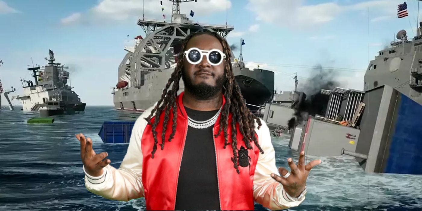 Rapper T-Pain Wipes Racist Call of Duty Team After Harassment