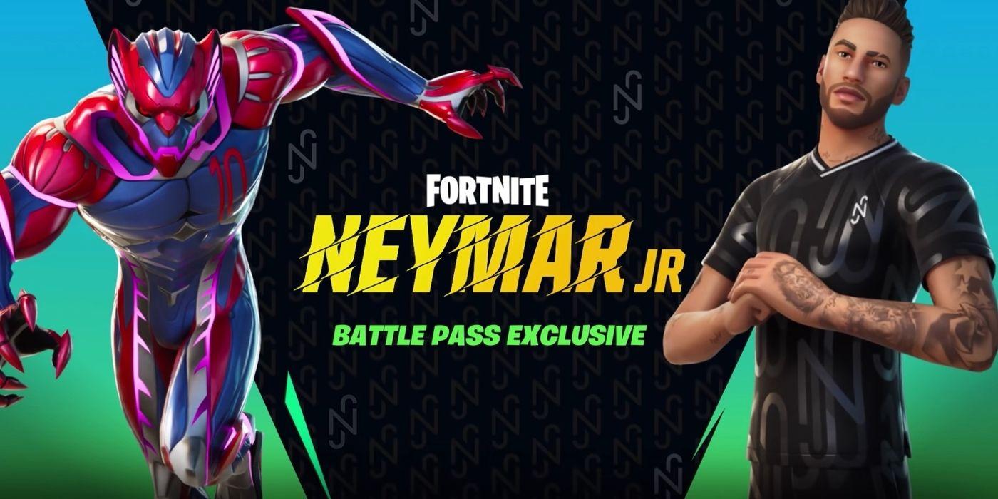 Fortnite: How to Get Neymar Jr. Skin   Game Rant