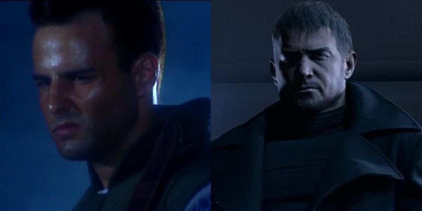 Resident Evil: How Chris Redfield's Appearance Has Changed Throughout the Series