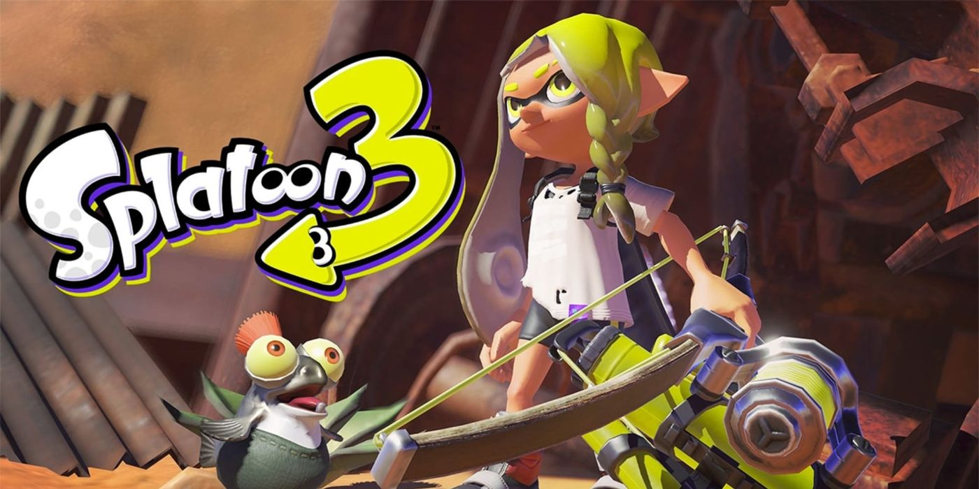 Everything Revealed About Splatoon 3 So Far | Game Rant