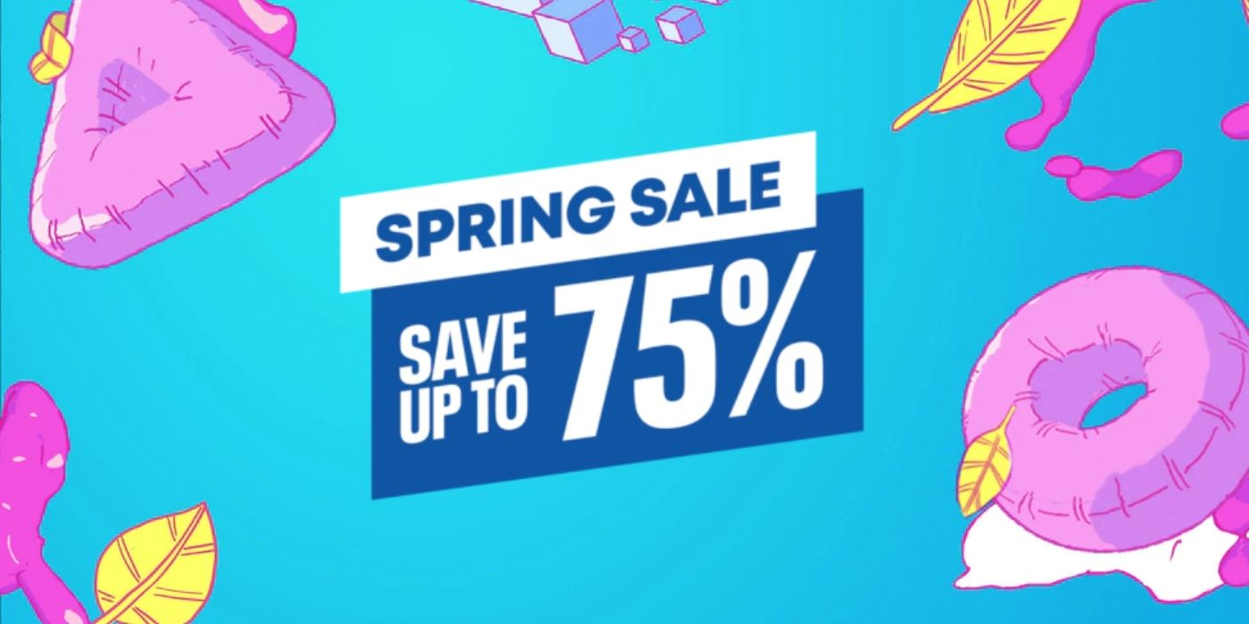 The Best PS5/PS4 Deals on the PlayStation Store's Spring Sale