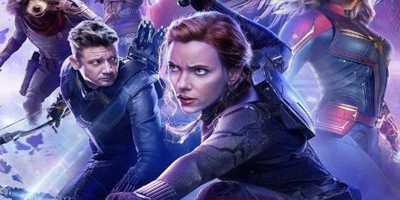Marvel's Avengers Adding MCU Black Widow Skin from Endgame
