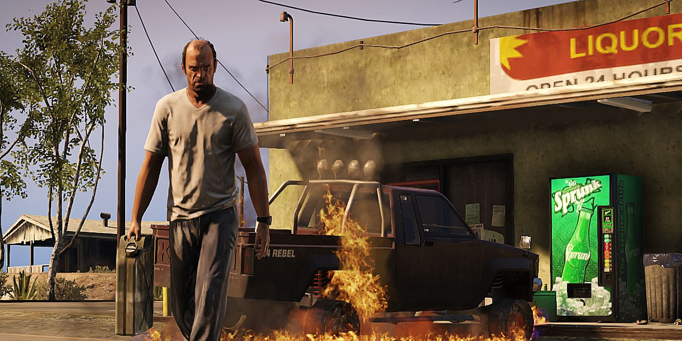 Grand Theft Auto 6 Can't Replicate Trevor, And It Shouldn't Try