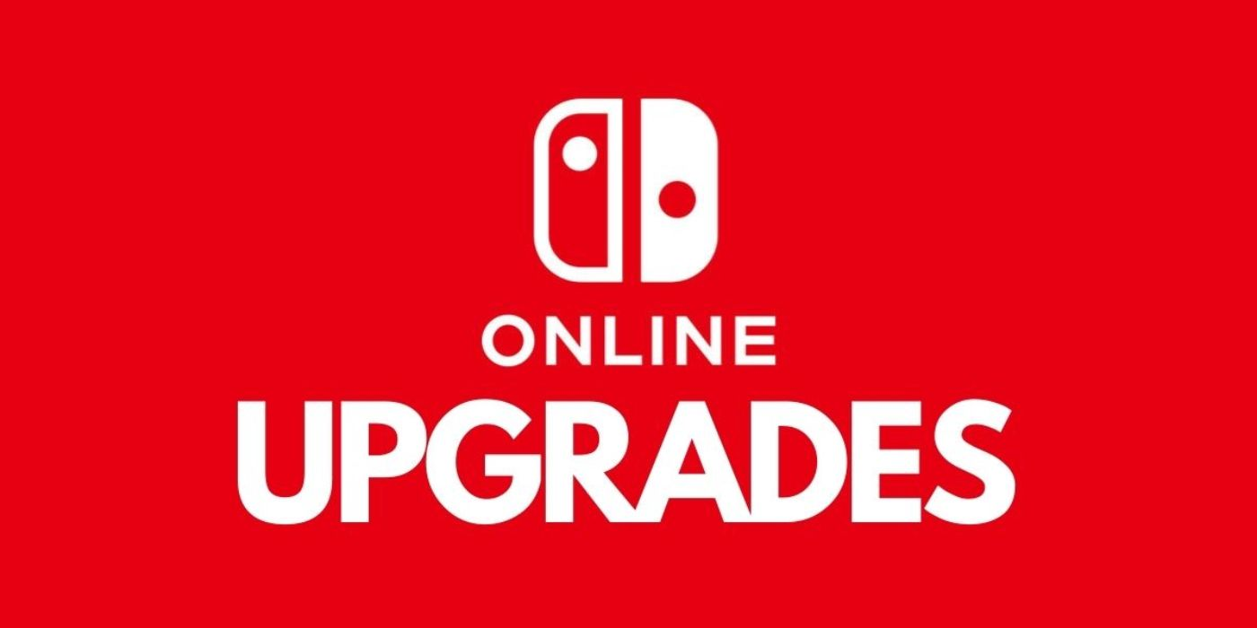 5 Switch Online Upgrades the Nintendo Switch Pro Would Need