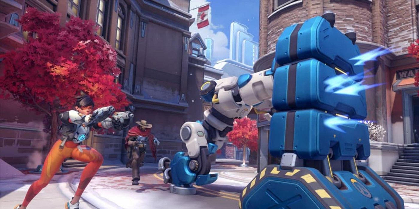 How the Competitive/PvP Meta Will Change in Overwatch 2