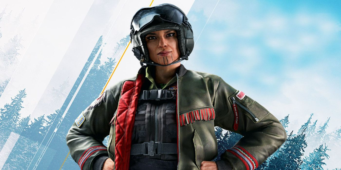 Rainbow Six Siege Reveals the North Star Operator Thunderbird