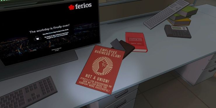брошюра о профсоюзе