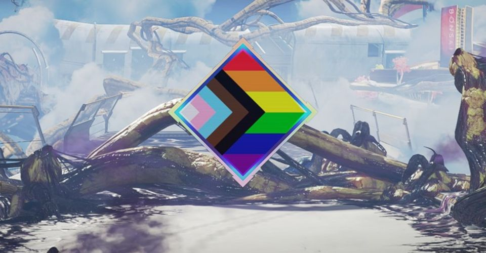 Apex Legends Adds Pride Month Badge   Game Rant