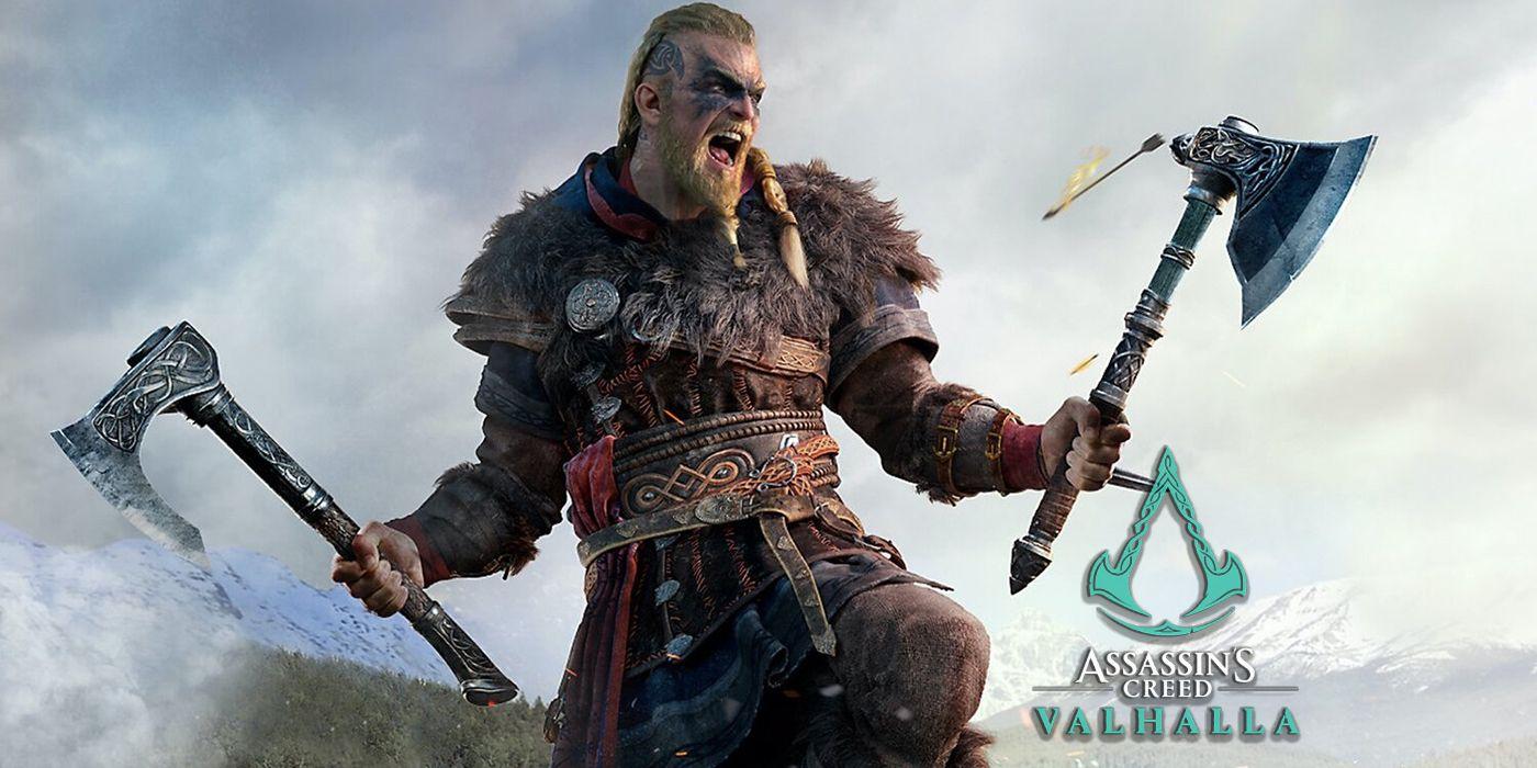 Assassin's Creed Valhalla Siege of Paris DLC Map Leaked