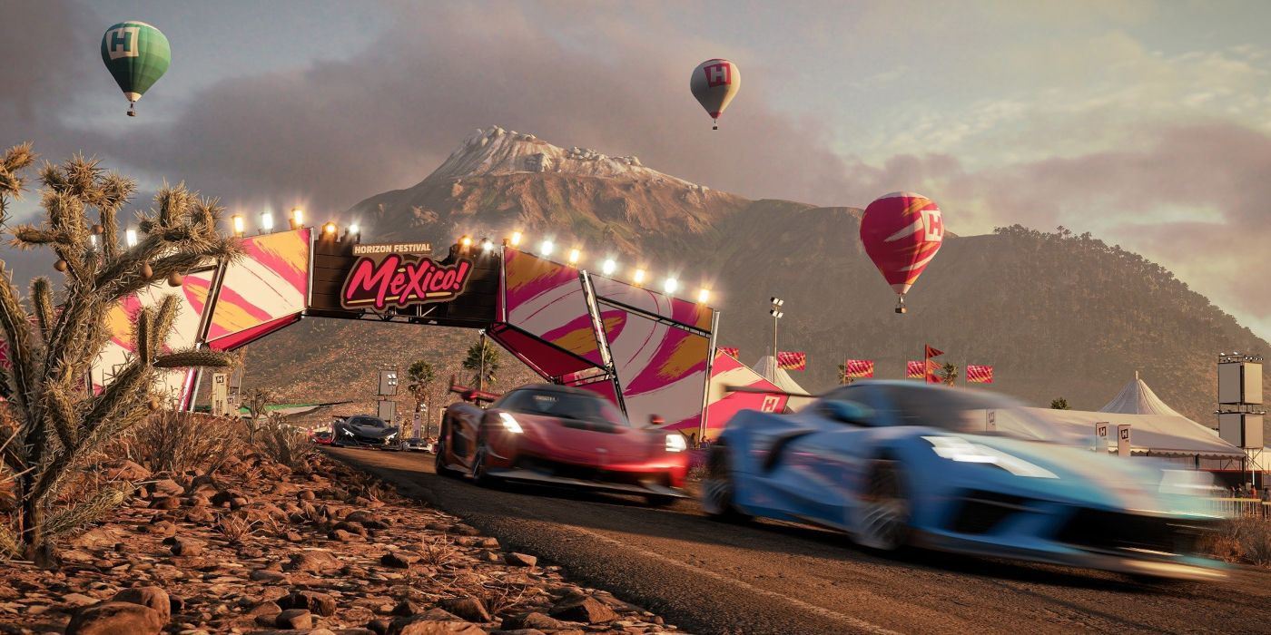 Forza Horizon 5 Developer Details Events Lab Features | Game Rant