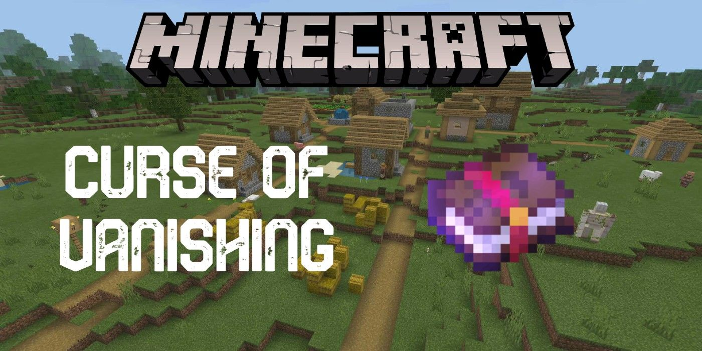 How the Curse of Binding enchantment works in Minecraft