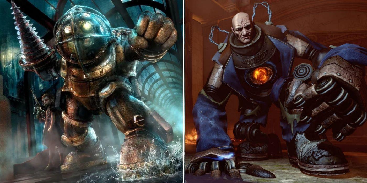 Cut BioShock Infinite Enemies That Would be Cool to See in BioShock 4