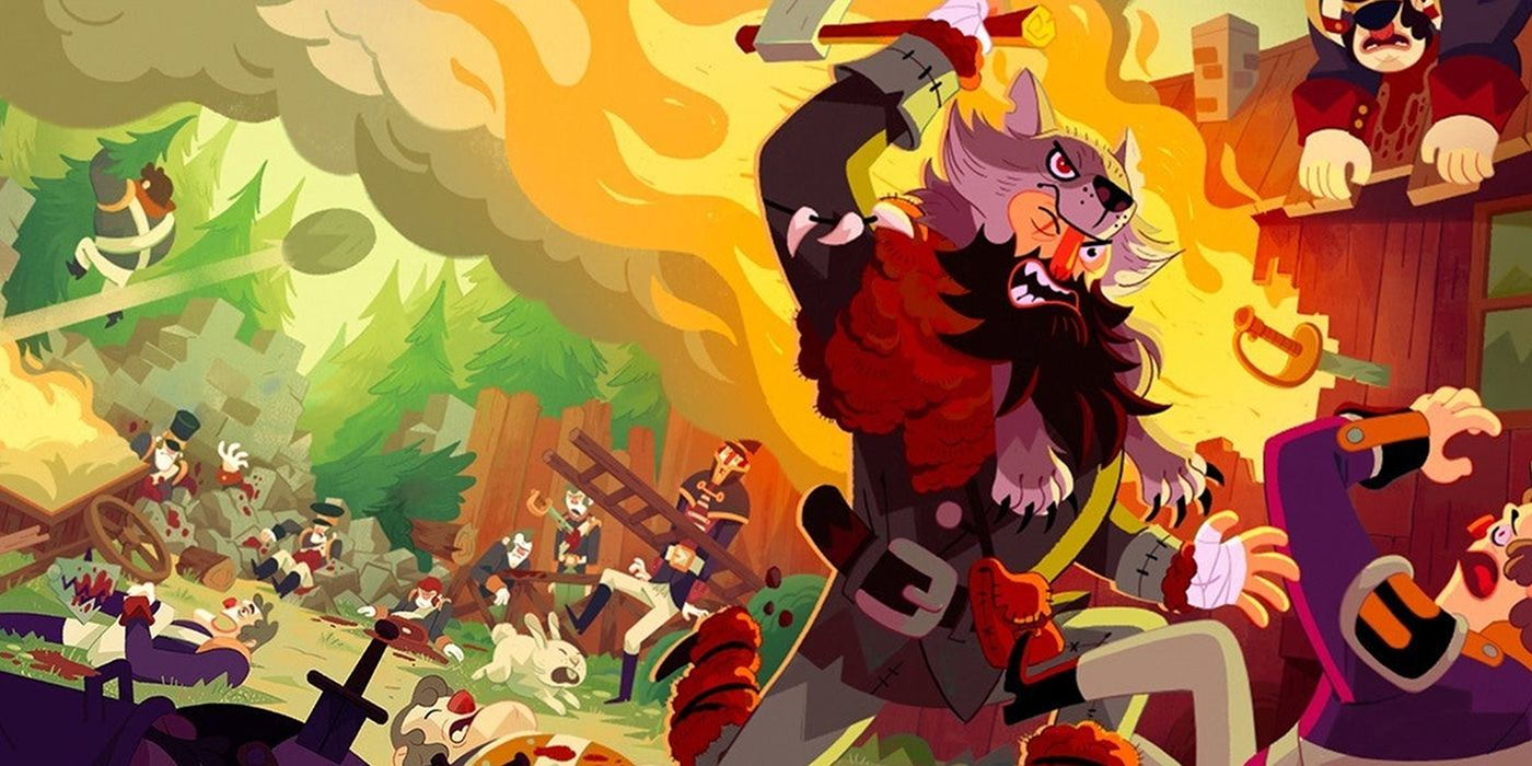 Bloodroots: Every Weapon, Ranked | Game Rant