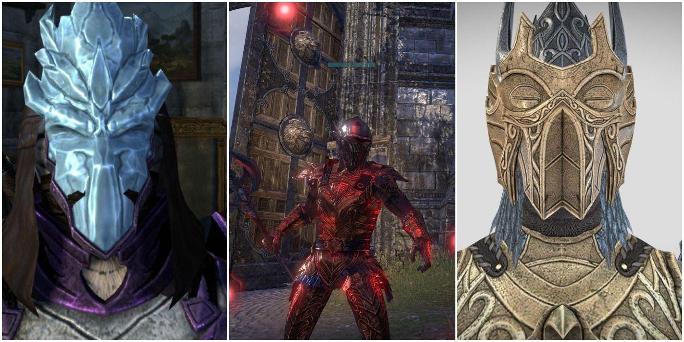 Elder Scrolls Online: Best Armor Sets For Dragonknights