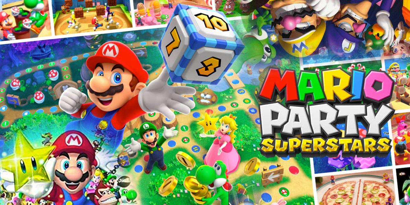 Mario Party's GameCube Titles Deserve the Superstars Treatment