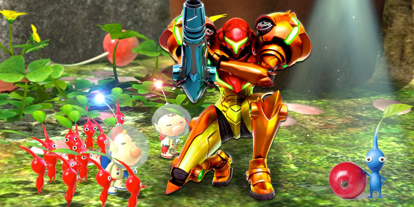 Metroid Dread May Spell Good News for Pikmin 4 | Game Rant