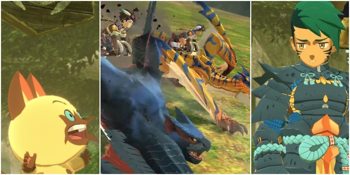 Monster Hunter Stories 2: 10 Things You Need To Do In The Post-Game