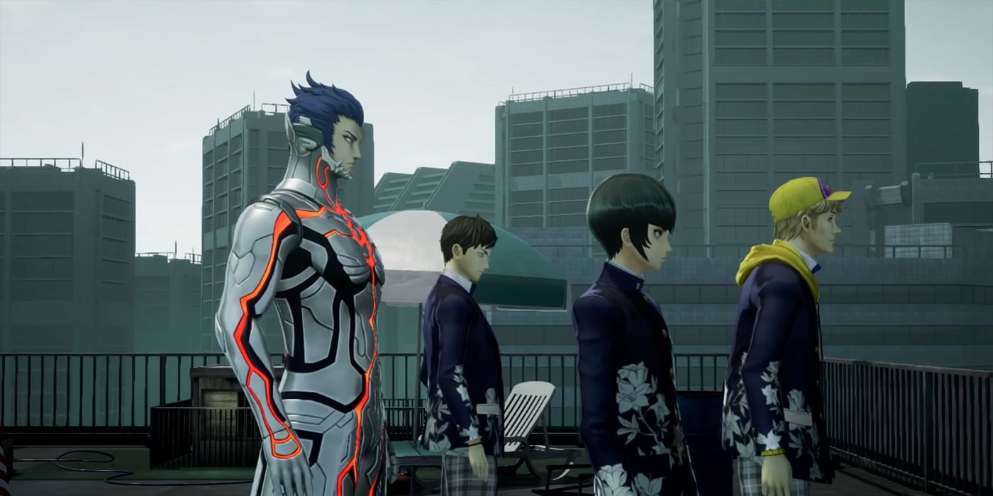 Shin Megami Tensei 5 News Report Shows Off New Characters