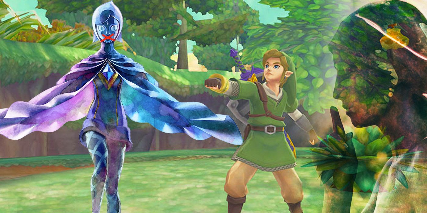 The Legend of Zelda: Skyward Sword HD's Fi Change is Big for Nintendo