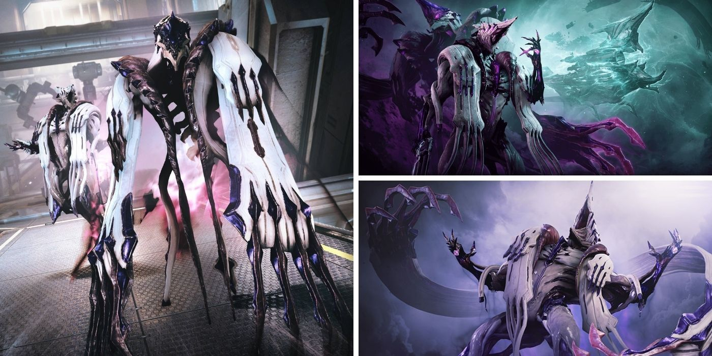 Warframe: Guide To Playing As Sevagoth | Game Rant