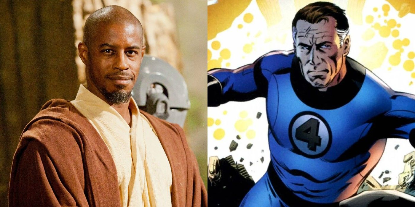 The Voice Of Jar Jar Binks Would Love To Play A Fantastic Four Hero