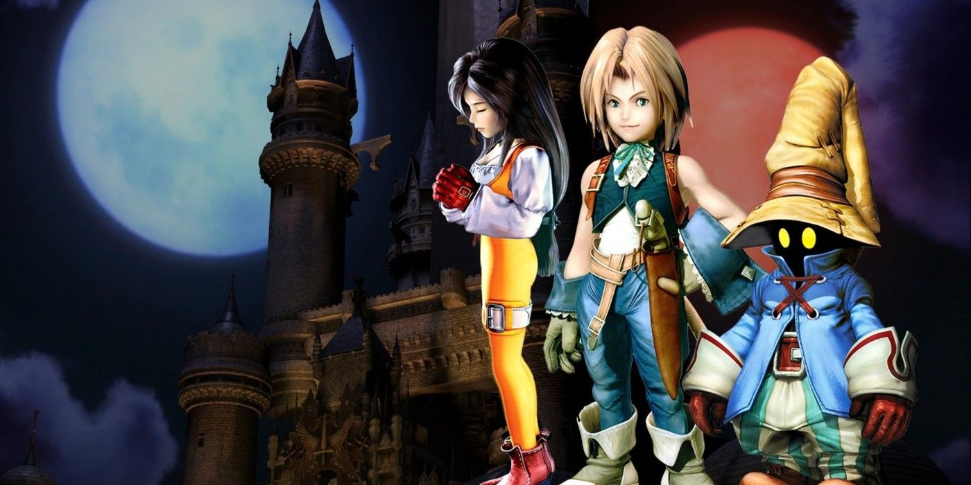 Final Fantasy 9 Fan Makes Their Own LEGO Figures of the Game's Characters