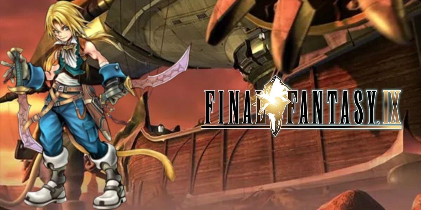 Artist Makes Incredible Final Fantasy 9 Dual Blades | Game Rant