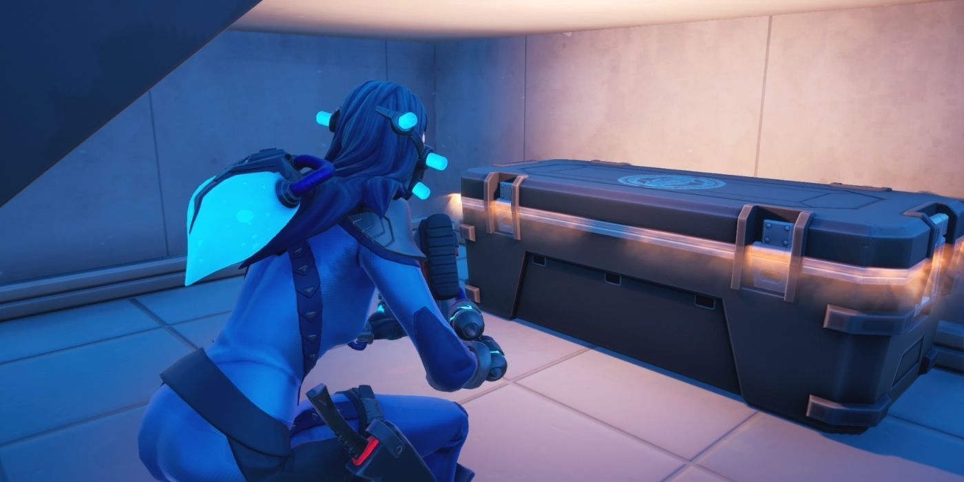 Fortnite: How to Use Recon Scanner to Spot an Enemy Player