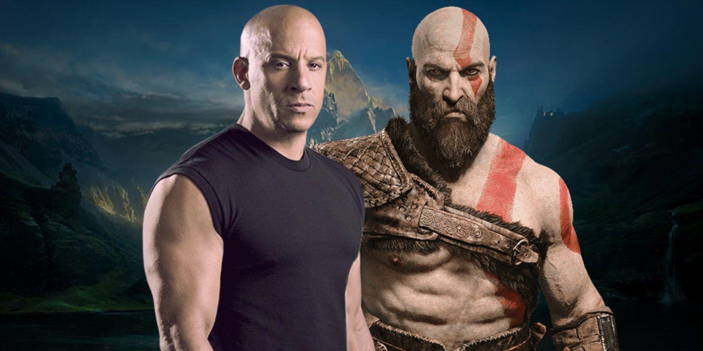 Vin Diesel Family Meme Invades God of War | Game Rant