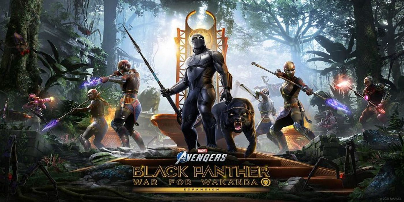 How to Prepare for Marvel's Avengers' Release of Black Panther's War for Wakanda DLC