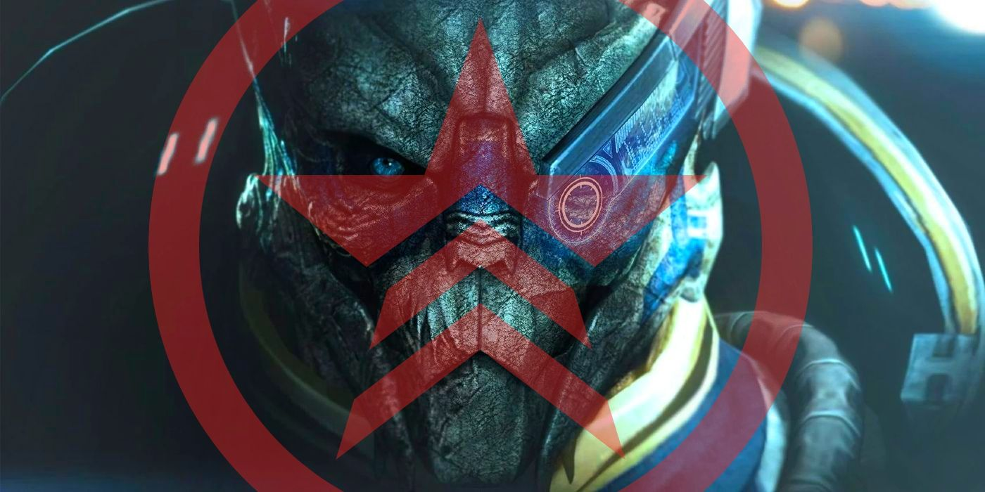 Mass Effect Legendary Edition: Garrus Is More Ruthless Than Fans Realize