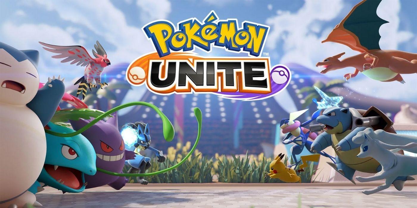 Pokemon Unite – How Many Players   Game Rant