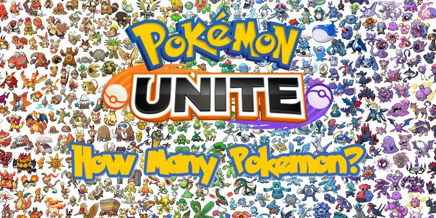 Pokemon Unite – How Many Playable Pokemon Are There? | Game Rant