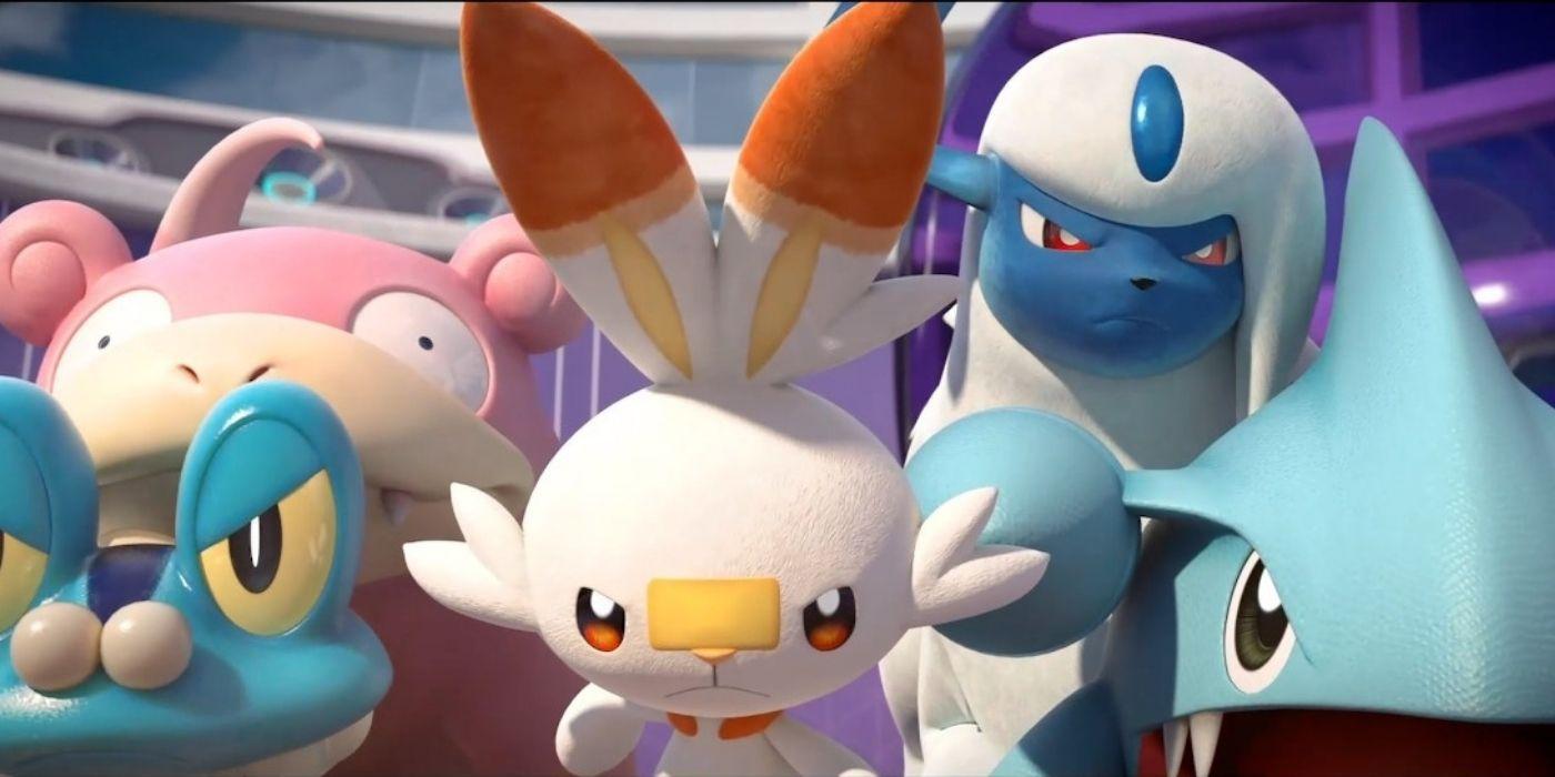 Pokemon Unite: How to Add Friends   Game Rant