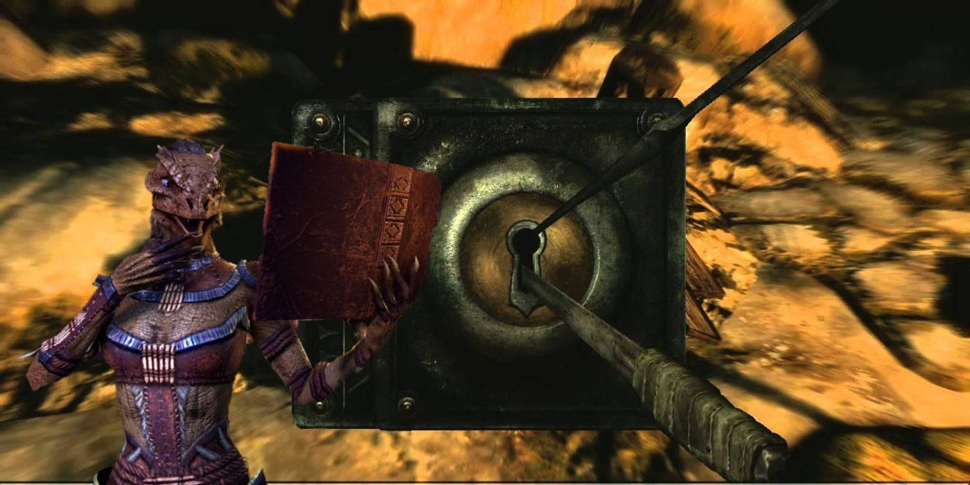 Skyrim: Best Tricks to Improve Your Lockpicking Skills