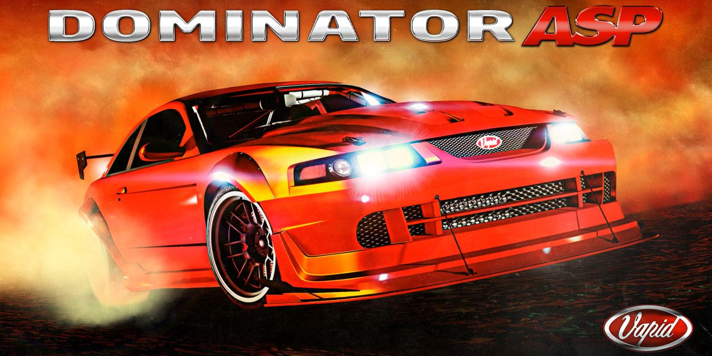 GTA Online Update Adds New Vapid Dominator ASP Vehicle