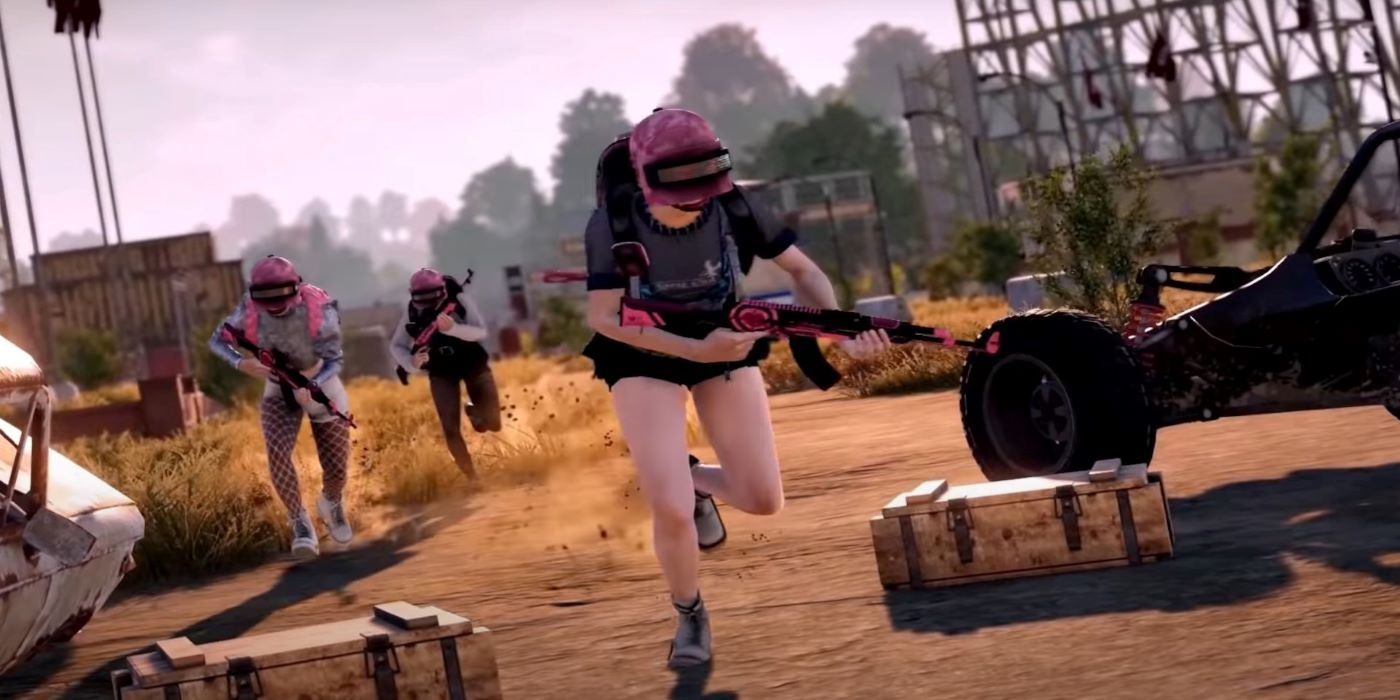 PUBG Should Go Full-On Fortnite With its Ok-Pop Blackpink Collab