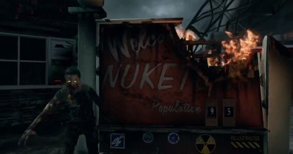 Black Ops 2' Nuketown Zombies Bonus Map Available Now for Xbox 360