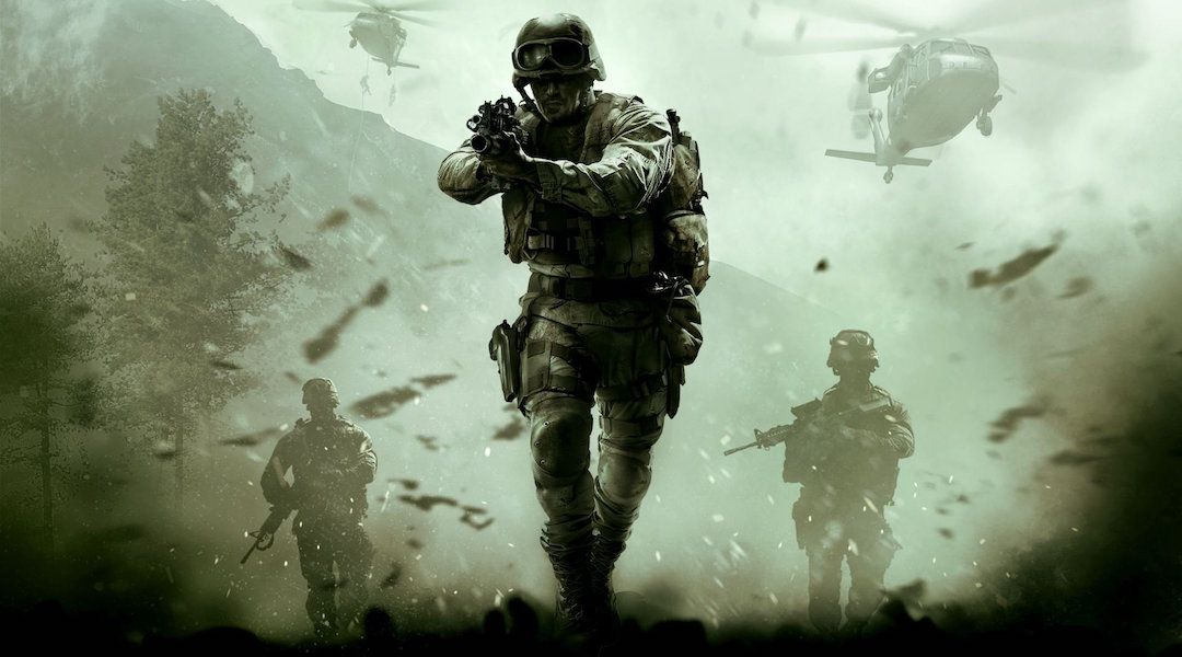 Next Year's Call of Duty Will Be Extraordinary, Says Art Director