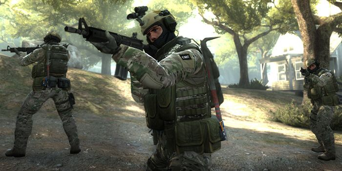 Counter-Strike: Global Offensive' Patch Changes Classic Maps
