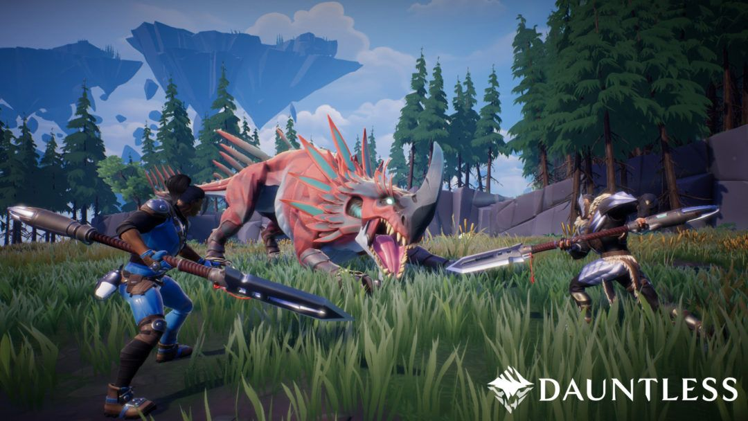 Dauntless PS4 and Xbox One Release Date Revealed | Game Rant