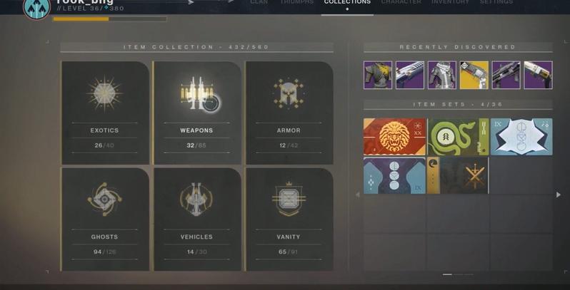 Destiny 2 Collections Going Offline Before Forsaken Launches