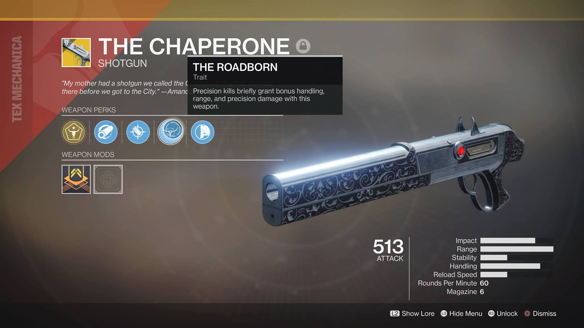 Destiny 2 How To Unlock The Chaperone Exotic Shotgun Game Rant That quest does not have a step in it that. unlock the chaperone exotic shotgun