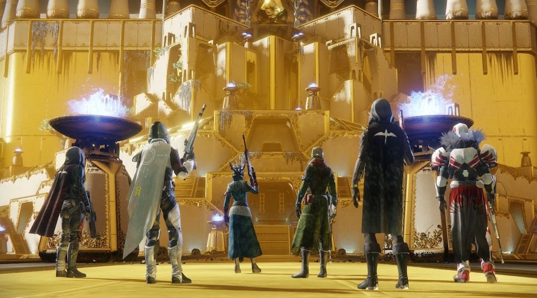 Destiny 2 Glitch Lets You Access All Leviathan Raid Chests Solo