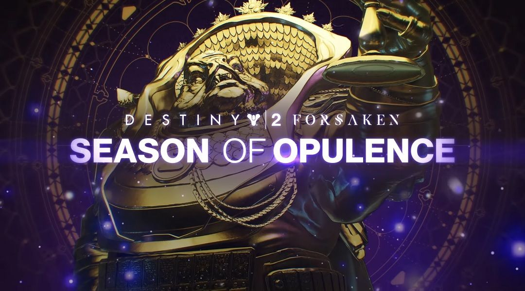 Destiny 2 Reveals Pinnacle Weapons for Season of Opulence