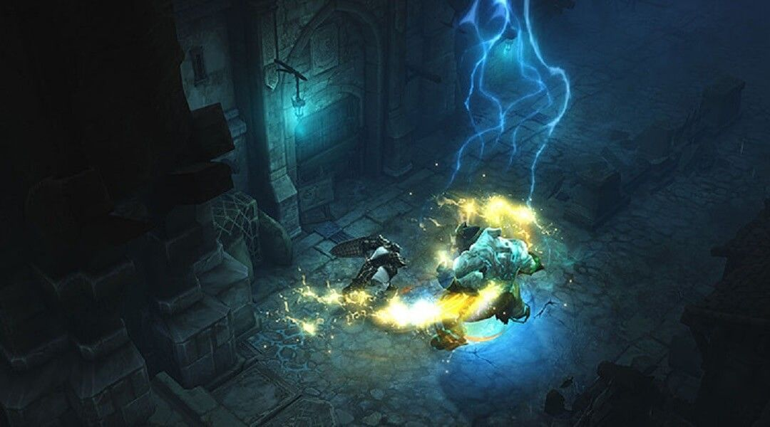 Diablo 3 Patch 2 4 Causes Performance Problems on PS4 and