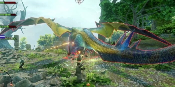 Dragon Age Inquisition': High Dragon Hunting Guide & Locations